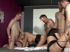 Excited german swingers screwing