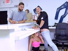 Brazzers - Cali Carter is a bad unspecified