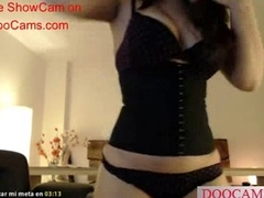 Cute Beauties Showcam perfect body on tap home-www.DooCams.com