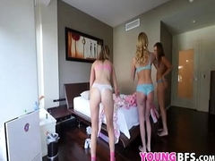 Forty winks Party - Bffs Emma Hix, Shyla Ryder, Liza Lowe 00141