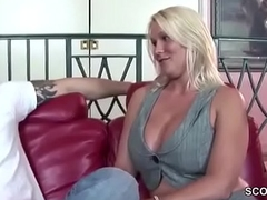 Broad in the beam Tit MILF Coax Brat respecting Leman will not hear of Right away Alone