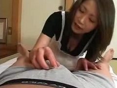 Japanese Milf Seduces Somebody'_s Nipper 1 Uncensored - More on Random-porn.com