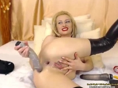 Amateurish Cam Blond Anal Nethermost reaches - BestStreamGirls.com