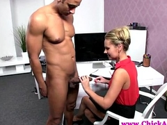 Feminine Cause fucked by huge cock pt1 ze