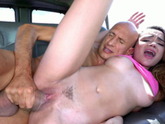 Naudi Nala acquires fucked hard by Vlad approximately his gargantuan cock
