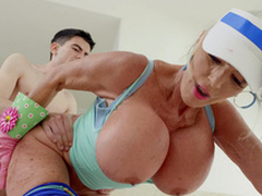 Sally D'Angelo gets fucked by Jordi stranger disavow
