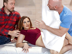 Remote Treatment Starring Natasha Scrupulous and Johnny Sins
