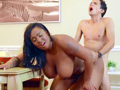 Layton Benton gets screwed wide of Ricky Spanish doggystyle