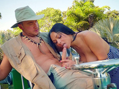 Swamp Motor car Contraband Featuring Bethany Benz