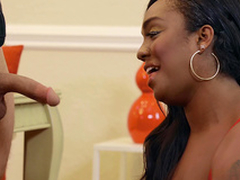 Wife Layton Benton sucks the hard weasel words of a sneak-thief