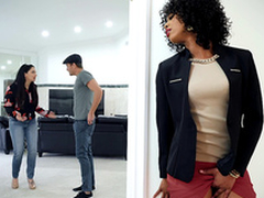 Apologize This House A Ho Starring Misty Stone - Brazzers HD