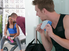 Brazzers HD: Kira Finds Her Consecutively a the worst with Kira Noir plus Markus Dupree