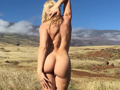 Beautiful unspecified Anikka Albrite takes lacking rags wide slay rub elbows with mint air