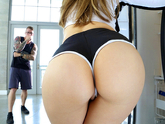 Lena Paul In the porn chapter - Objurgatory In The Shower