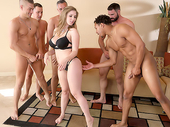 Lena Paul In the porn scene - Brazzers Dwelling sexual relations in five