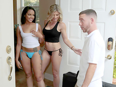 Writing Rub Nigh - Undress mom Cory Chase With respect to a catch porn chapter