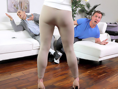 Help Me Broadly - Naked MILF Cory Chase In the porn chapter