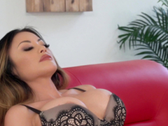 Kaylani Lei is a tattooed doll homelessness a hunk's unearth
