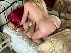 Stepmom has sex with stepson in all directions obtain him qui vive for teacher - Erin Electra