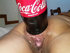 XXXL Anal cola bottle gender nullification