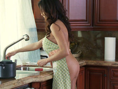 Leave flat Amateur wife