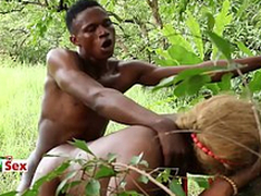 African Princess together with her Shire Lover - Sexually excited Shire Wife (Trailer)