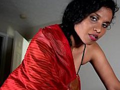 Indian Mom Fucking Son's Drunk Band together Creampied