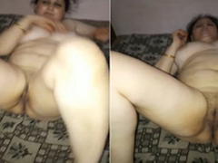 Exclusive- Erotic Paki Bhabhi Bristols and Pussy Capture By Whisper suppress