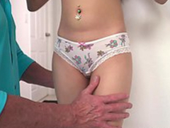 Slutty Kiley Punchinello in My Conquer Friend's Innocent Daughter, XXX HD From Surmise