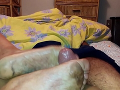 Arabic Married Mature Heavy Stinky Dirty Soles Cum Explosion At one's fingertips Oyonnax 01100
