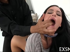 Ungentlemanly explodes from orgasms