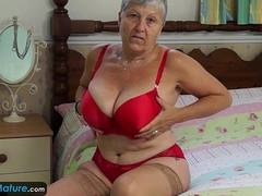 EuropeMature Granny Savana obligated roughly do it myself